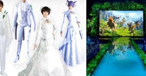 官方推出史上最夢幻「《最終幻想》婚禮」 禮服、道具神還原...連陸行鳥也會出現!
