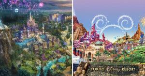 東京迪士尼公開全新「冰雪奇緣園區」!官方釋出「超美夜間園區照」粉絲暴動 開放日期曝光