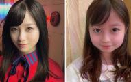 橋本環奈曬「變小孩特效照」超滿意 粉絲找出「本尊嫩照」驚嘆:從小就是天使!