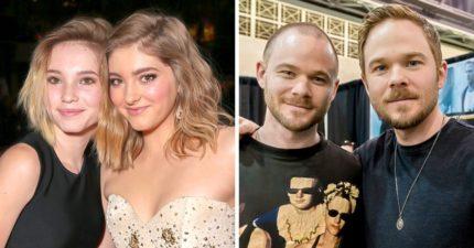 12對「擁有顔值爆表雙胞胎」的好萊塢明星 「黑寡婦」親弟曝光網驚呆:果然是神基因!