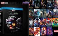 漫威擬推「全系列22部電影」豪華DVD大禮盒 一次「擁有全宇宙」漫威粉必搶!