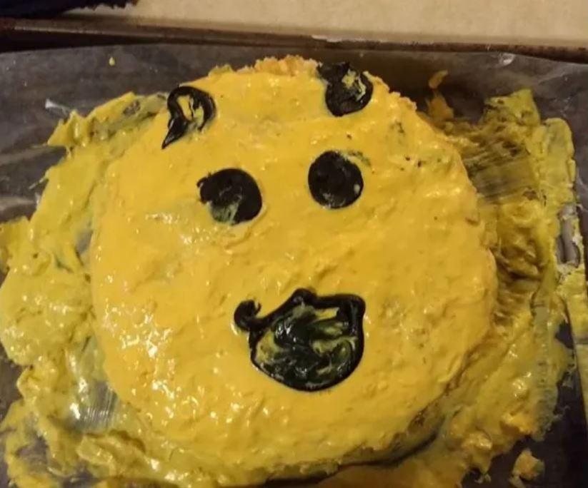 22個醜到「作者看到會想哭」的崩壞造型蛋糕 小美人魚比反派還恐怖...