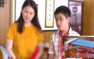 12歲男童「下雨忘記收衣服」被媽臭罵 發明出神器「感應到雨」自動收衣!