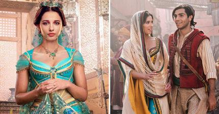 《阿拉丁》真人版「茉莉公主」爆紅 導演:她靠「2大特質」擊敗2千競爭者