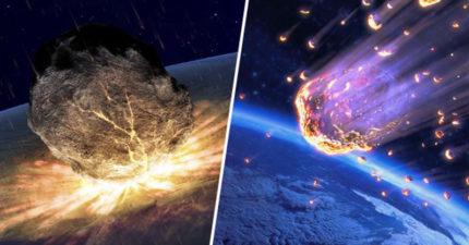 NASA警告:人類會見證「小行星撞地球」!當局精心制定「行星防禦任務」原來是...把它撞歪?