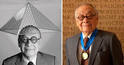 「現代建築最後大師」貝聿銘102歲與世長辭 人生「唯一教堂作品」留在台灣!