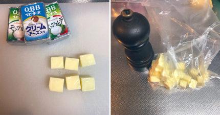 網友自創只要「2樣材料」的美味下酒菜 放進塑膠袋搖一搖...比配炸雞還要爽!