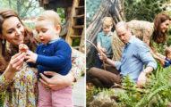 凱特曬「全家出遊照」引暴動 路易王子「張開雙手討抱」全網融化:等你20年❤