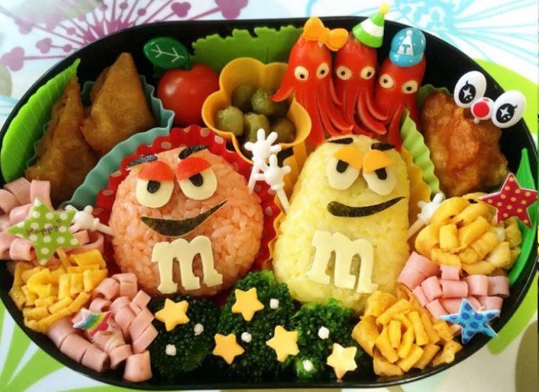 20個把午餐時間當成「便當時裝秀」的夢幻級便當 迪士尼全被裝進去!