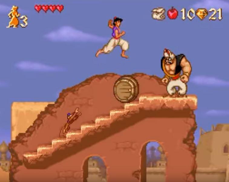 《阿拉丁》好評熱賣中...但你知道其實它「曾經是一款遊戲」嗎?當年甚至被認為是神作!