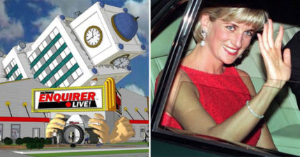 遊樂園打造「重現黛安娜王妃意外」3D體驗設施 玩完投票「是不是皇室陰謀」被網罵翻!