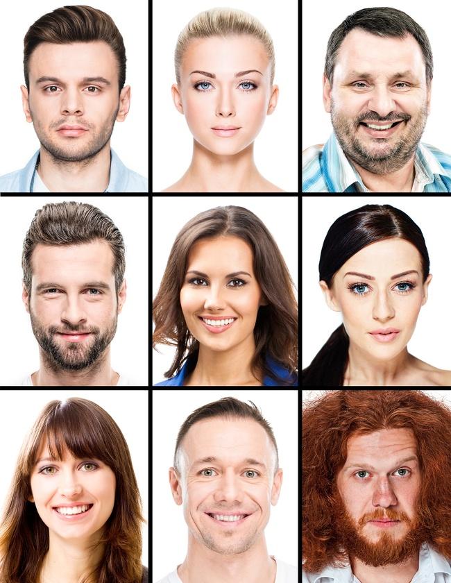 從9個人中「選1個最喜歡的」可以解析深層個性 原來「遇到渣男」都是個性使然!