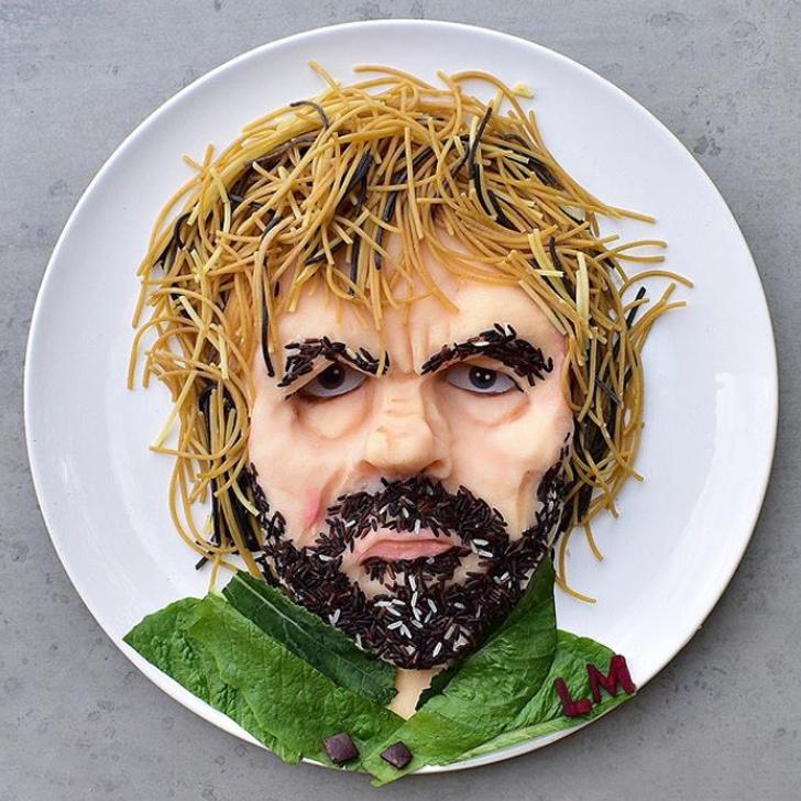 超狂媽媽製作「讓孩子不挑食」的卡通餐點 他吃完「麥可傑克森」才驚覺:全是不敢吃的!