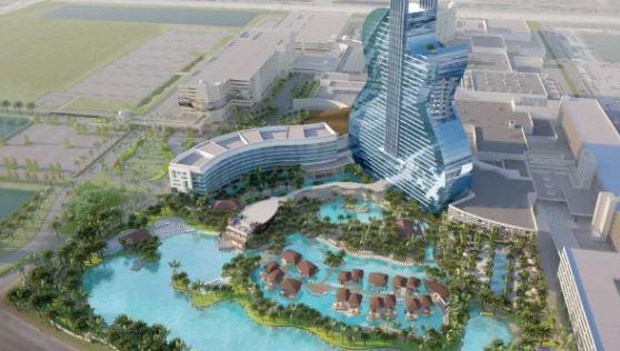 美國打造史上首家「吉他外型飯店」 耗資400億的「超狂內部設施」網傻眼:杜拜輸了!
