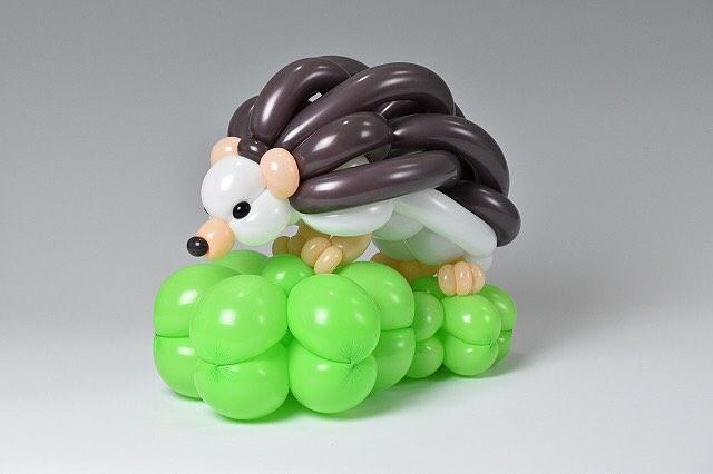 20張超逼真的「動物氣球造型」 烏賊頭上「密集顆粒」把網友嚇壞:跪了!