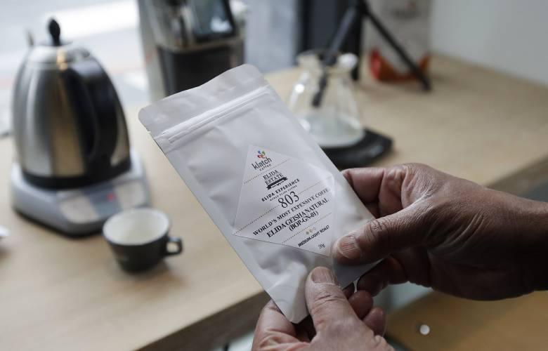 全球「最夢幻頂級咖啡」一杯2350元 專業咖啡師先「特訓400小時」才有資格碰!