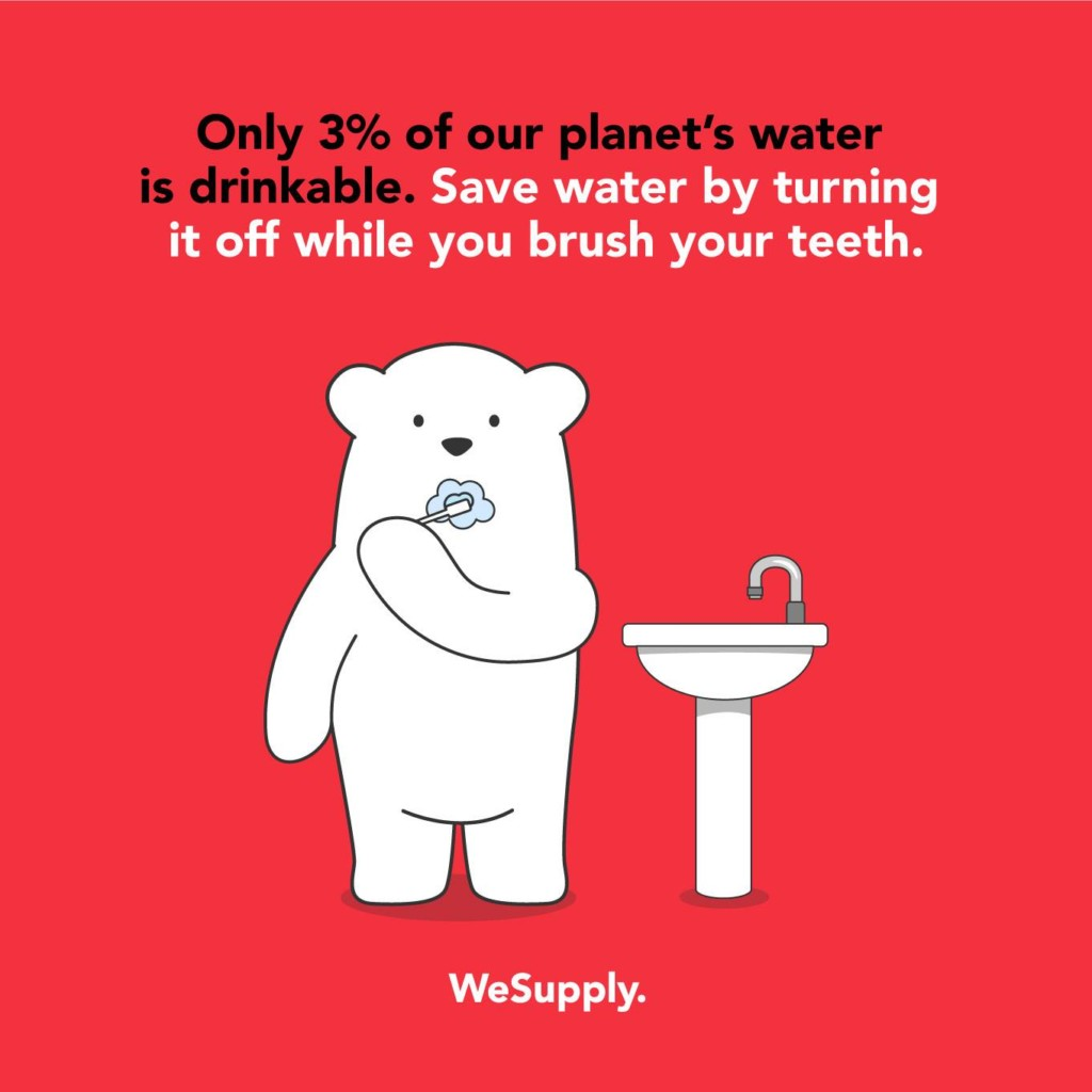 18張「揭露地球破壞秘密」的北極熊宣導海報 北極熊「只剩空氣」都是人類害的
