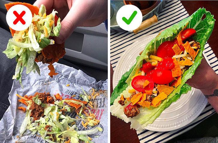 15個「證明你根本不懂吃」的大師級吃法 漢堡要「反著吃」才是聰明人!