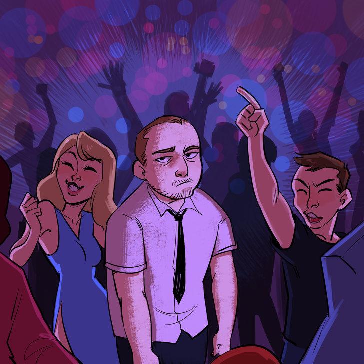 11個證明「自己不再年輕」的超中肯特徵 參加派對你卻一下子就累到想回家!