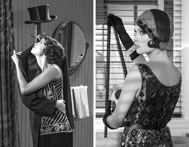 19部服裝專業到「讓奧斯卡肯定」的電影 這部「黑白無聲片」觀眾起立鼓掌10分鐘!