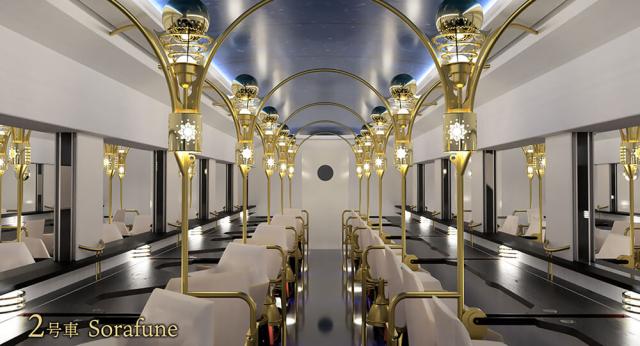 日本打造史上「最豪華觀光列車」!內裡「浪漫時空感」連日本人都心動:是會動的時光機