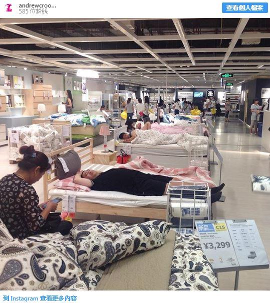 20件在外國人眼中超怪的「亞洲人日常」 百貨公司有老公專用的「休息艙」