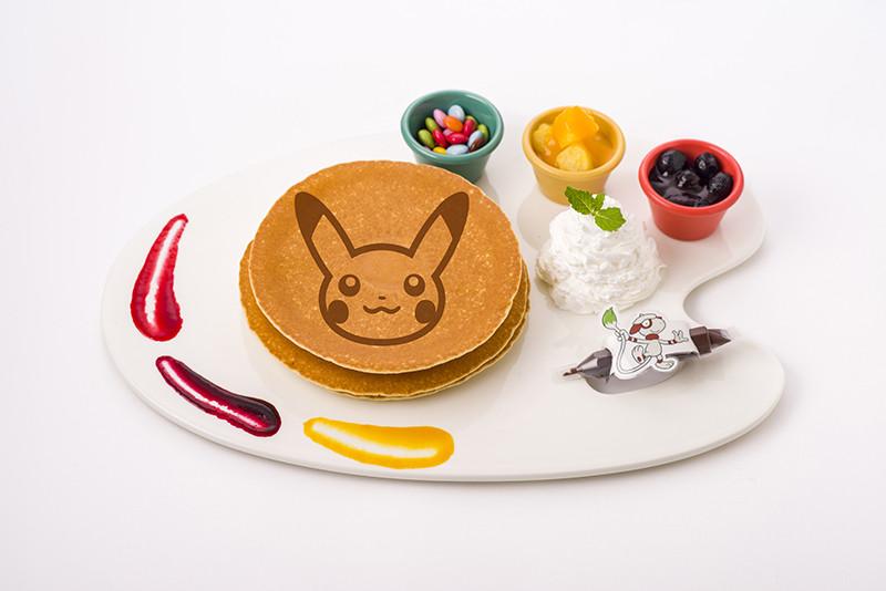 寶可夢餐廳推出新品夯翻 辨別真粉絲的「寶可夢考驗」通過才能吃到最想要的!