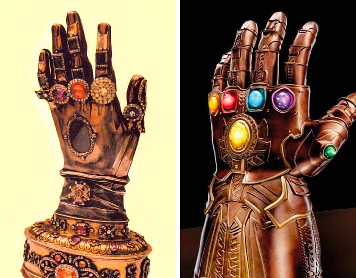 13個讓你有點「不願意去相信」的驚奇事實 「無限手套」居然真的存在!