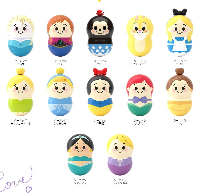 10款日本激可愛「卡通不倒翁」 搶不到蠟筆小新買史奴比也可以!