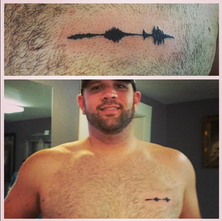 19個聽完得「拼命忍住眼淚」的刺青真實故事 最後的心跳永遠為他跳動!