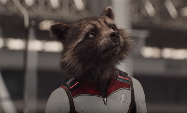 網友發現「火箭浣熊」的隱藏彩蛋 他的「紅圍巾」讓網暖哭:刀子口豆腐心!