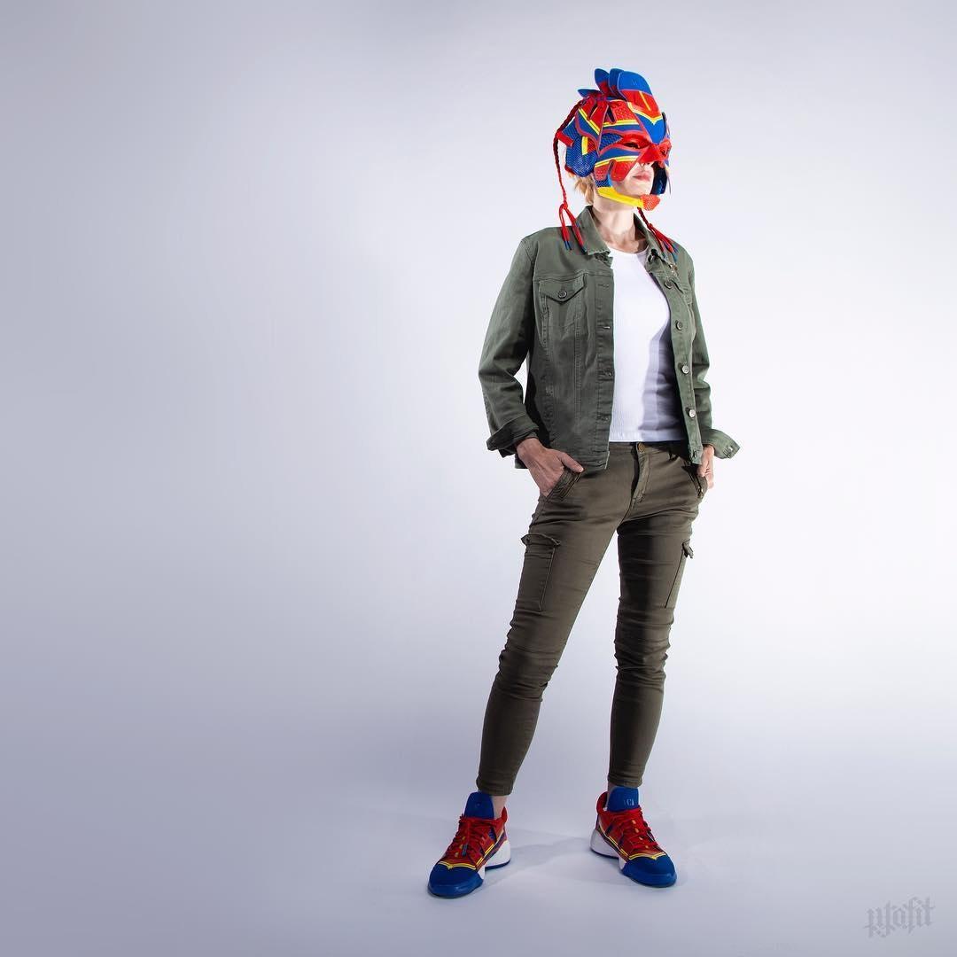 《復聯4》宣告「漫威第一階段」結束 球鞋改造大師推「紀念神作」讓粉絲瘋狂:拜託開賣!