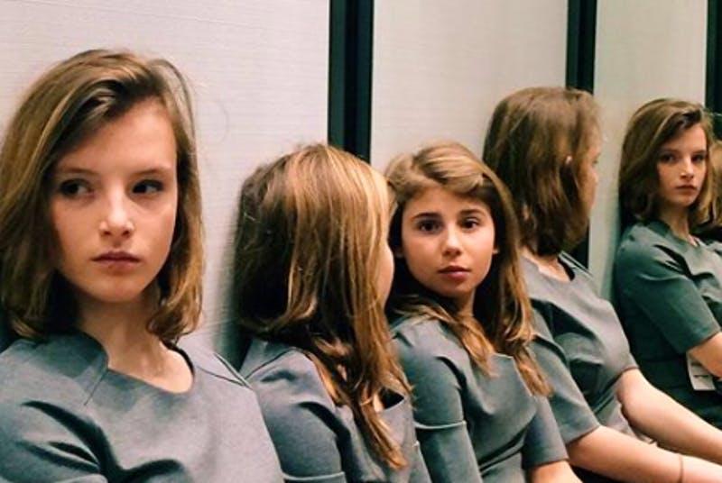 國外瘋傳「看了以後會產生錯覺」的照片 網友算不出「裡面有幾位女該」作者解答了!