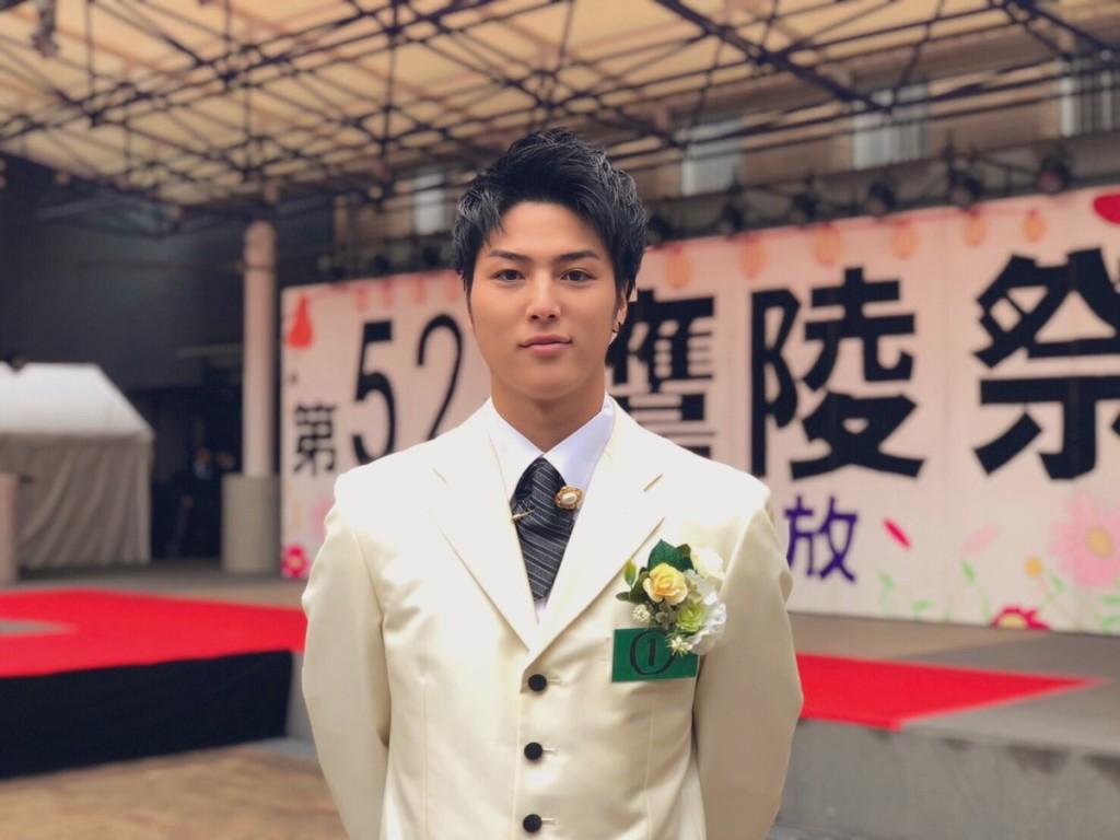 日本「2019大學校花校草」比賽結果出爐 網見校草合照大震驚:對2、3名太殘忍!