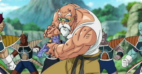 日票選動漫界「最強歐吉桑TOP10」 第1名竟然打敗《獵人》最強能力者!