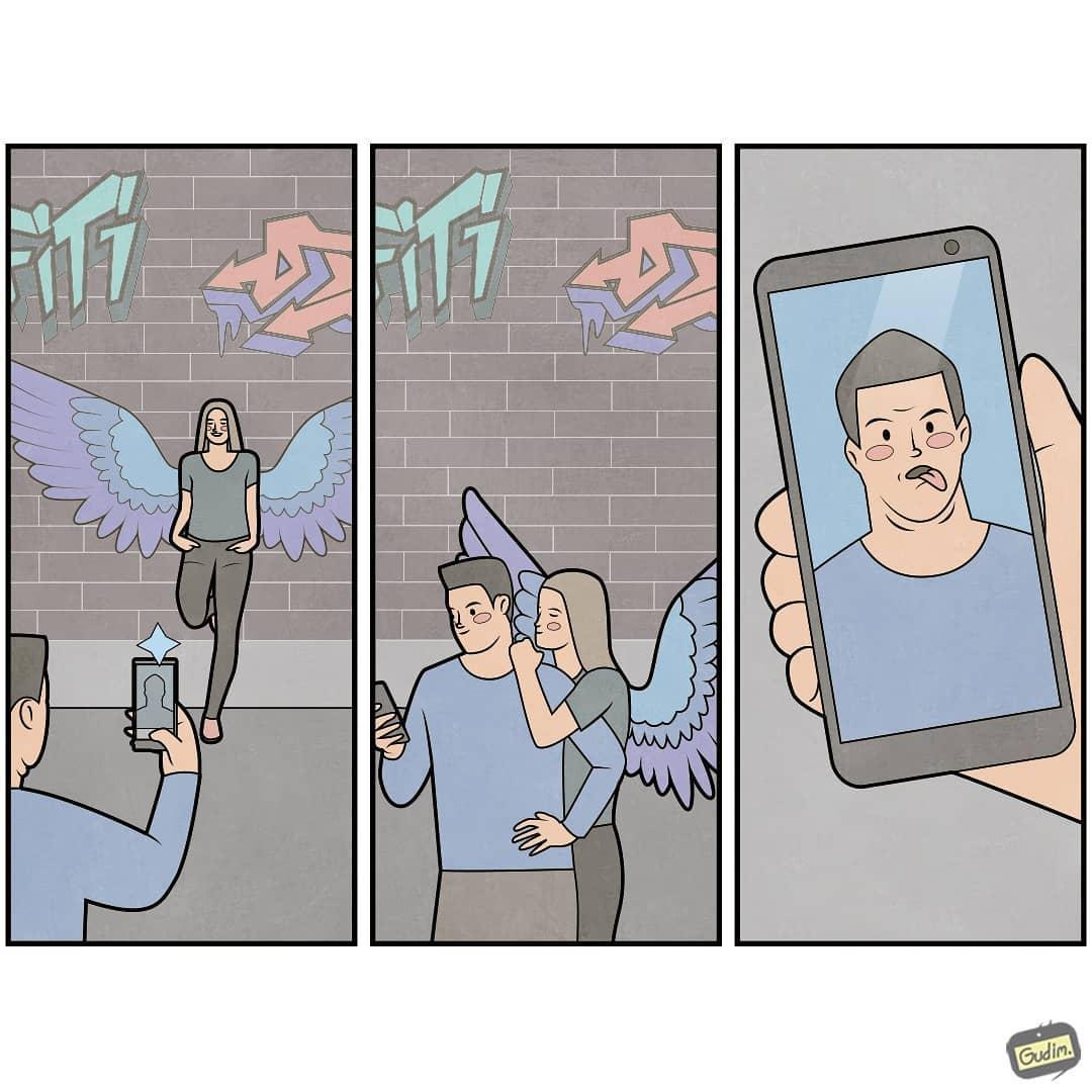 13張讓人反思的「諷刺現代人生」中肯插畫 社畜人生...怎樣都逃不掉