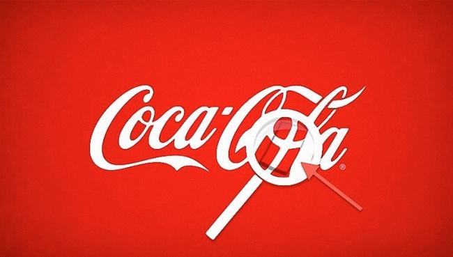 14個設計師「把秘密都藏在裡面」的知名商標 可口可樂的LOGO「其實有國旗」!