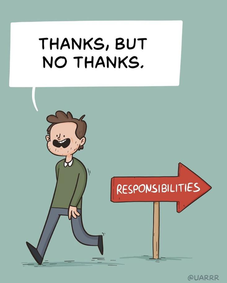 15張看懂「你如何把人生搞糟」的超廢漫畫 狂拒絕邀約卻抱怨自己很孤獨!