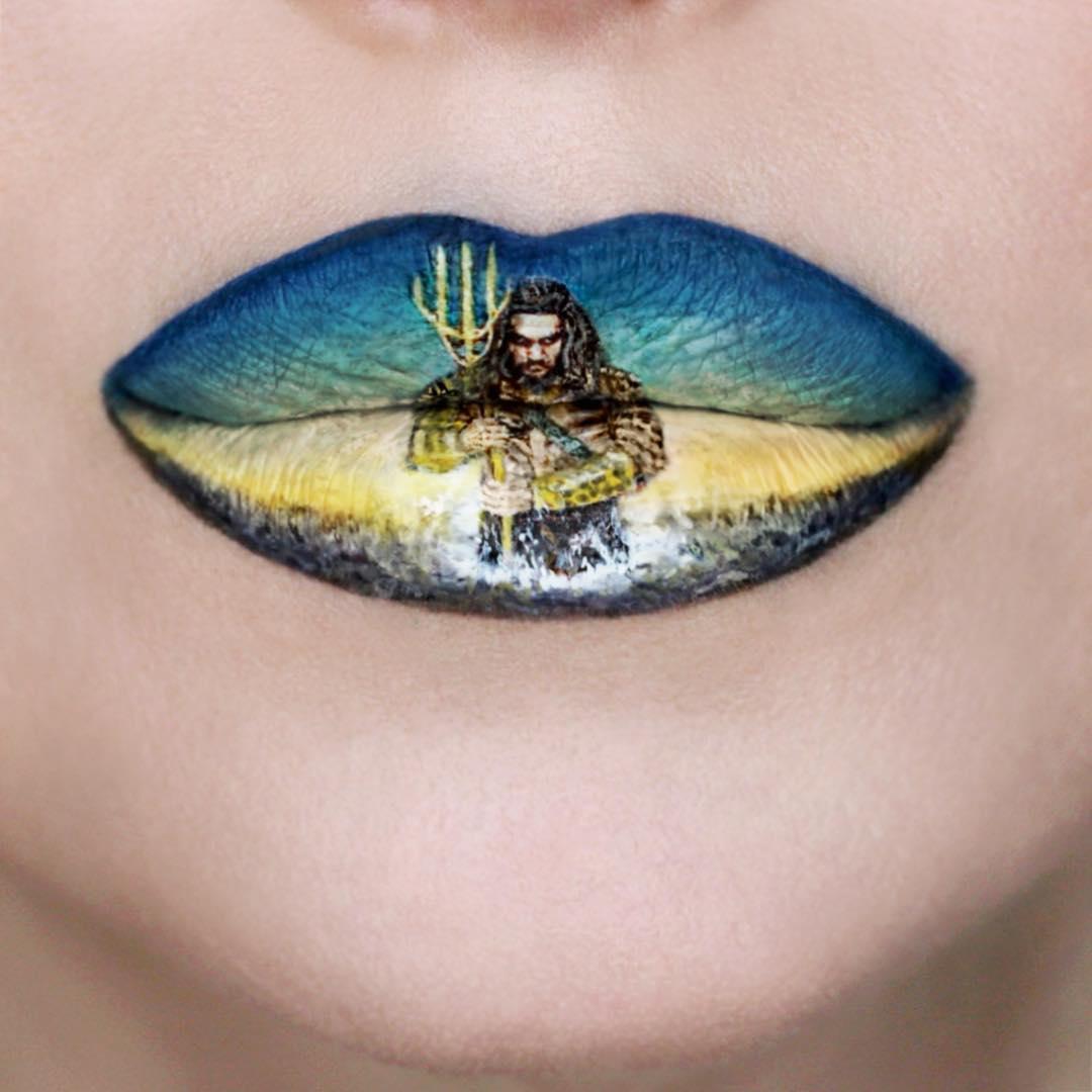 15張神人把「電影經典畫面重現嘴上」的超精彩作品 「黑豹」精緻到想大喊:瓦甘達萬歲!