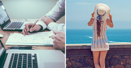 研究發現「常請假的員工」工作效率更高 老闆最該裁退的員工…竟然是工作狂?
