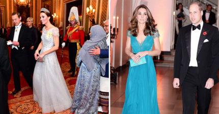 29個證明「凱特是最漂亮王妃」的夢幻穿搭 舊衣「回收再穿」還是稱霸全場!