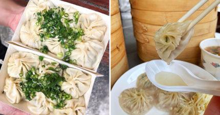 5家讓你甘心環島也想吃的「爆汁湯包」 超獨特秘方竟然有「麻婆豆腐」口味!