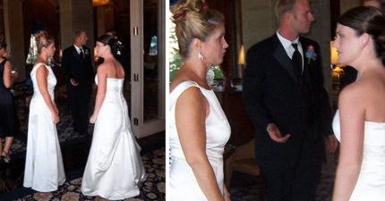 準婆婆「穿白色婚紗」出席婚禮!親戚全傻眼「新娘卻不生氣」...超心酸原因曝光