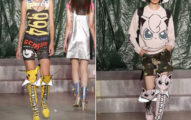 名牌推「寶可夢過膝長靴」自信聯名 整套「粉紅胖丁裝」網笑噴:時尚又被玩壞
