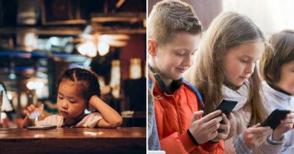 寶寶一哭鬧...媽媽馬上「塞手機」看片!2歲童眼睛「爆升900度」再也救不回來