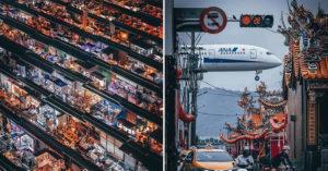 泰國攝影師「神視角」拍出比你想像中更美的台灣!101「最美拍攝打卡點」直接公開