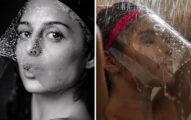 不想要完美妝容毀掉!她研發防禦力+100「淋浴面具」女生都該擁有