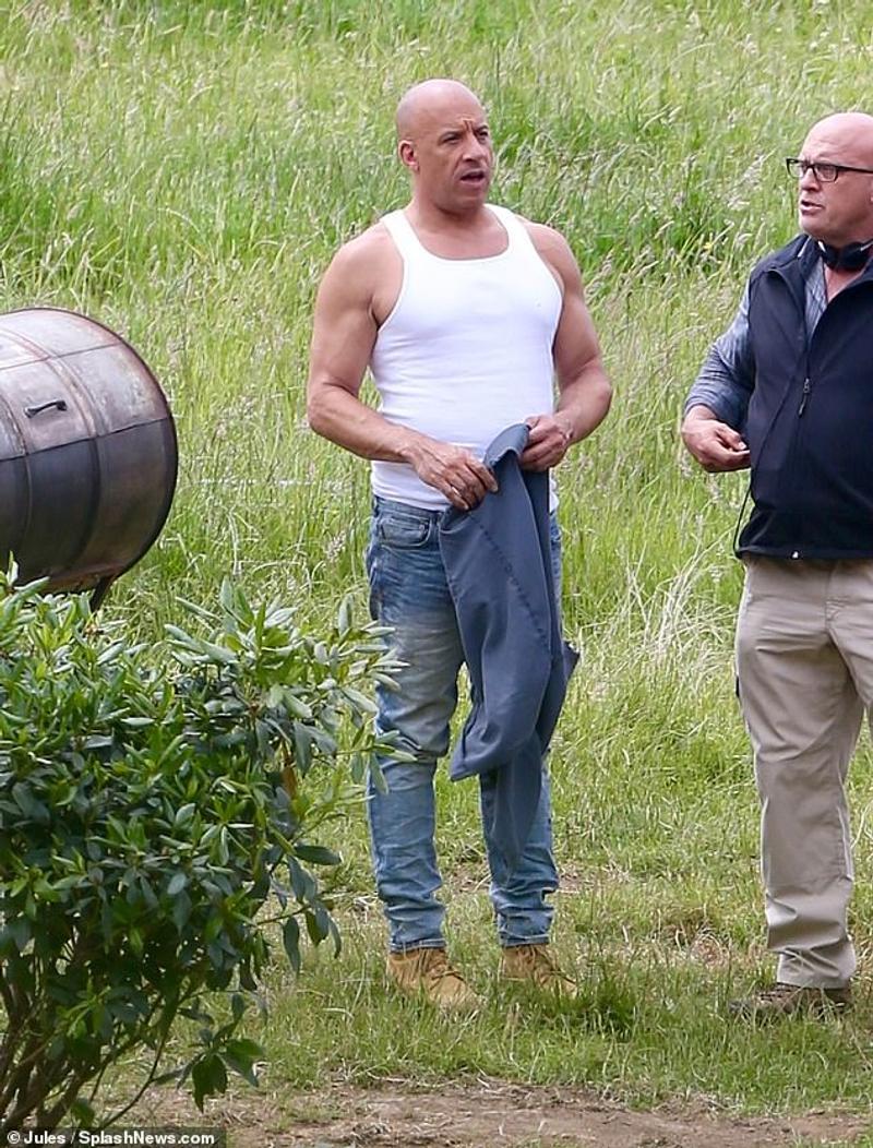 馮迪索宣布《玩命關頭9》開拍!演員貼文卻「意外洩密名單」網震驚:巨石強森真的bye了