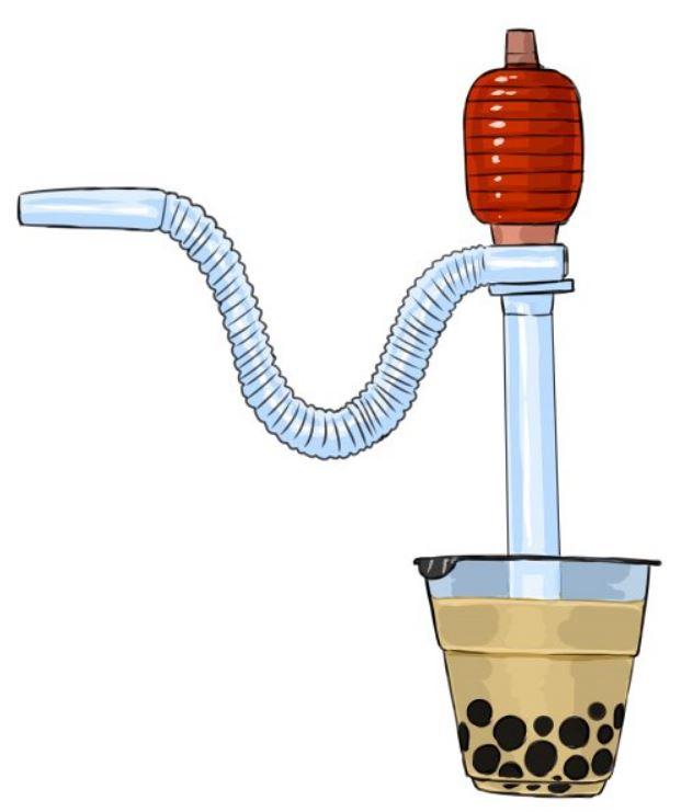 日本人發明「超奇葩」珍奶喝法 網友看到「右下角」超興奮:這種才過癮!