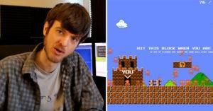 YouTuber自製「瑪力歐吃雞」遊戲 神還原「原版細節」網暴動:要玩要快!